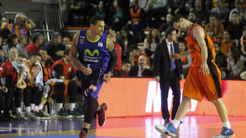 Foto: Edwin Jackson anotó 39 puntos en el Montakit Fuenlabrada-Movistar Estudiantes de la última jornada (ACB Photo/E. Cobos)
