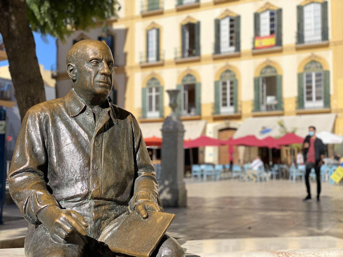 Foto: El hotel se sitúa frente a la casa del pintor, retratada en esta imagen. (EFE)