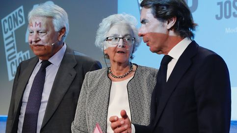 Aznar, con González: Los sentimientos no te permiten dar un golpe de Estado