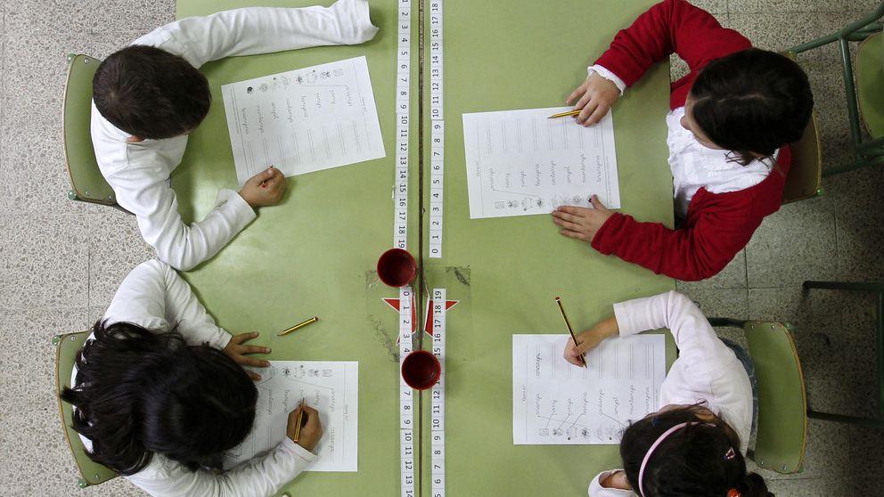 Sanidad en las aulas: niños sin enfermero (y padres de guardia)