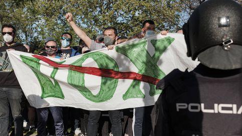 La crispación política y social por el 4-M se recrudece tras el acto de Vox en Vallecas