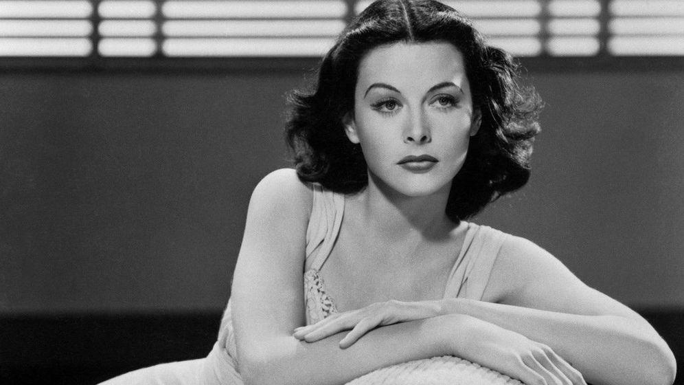 Foto: La actriz Hedy Lamarr (CC)