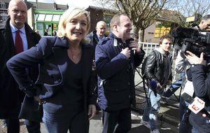 El Frente Nacional de Marine Le Pen ya no da miedo a los franceses