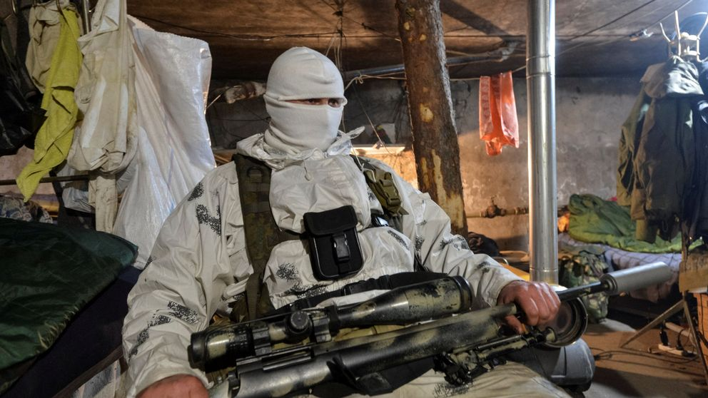 Invierno de fuego en Ucrania