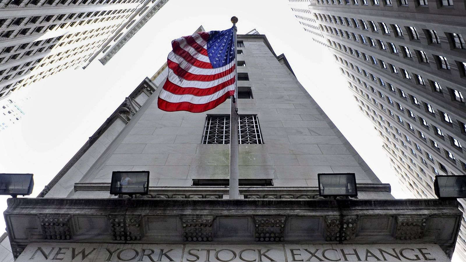 Foto: Imagen de la bolsa de Nueva York. (EFE)