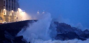 Post de Multa de 200 euros a una 'runner' al saltarse el precinto de seguridad por el temporal