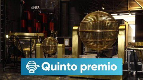 El 7.568, segundo quinto premio de la Lotería de Navidad, entrega 60.000 euros a la serie