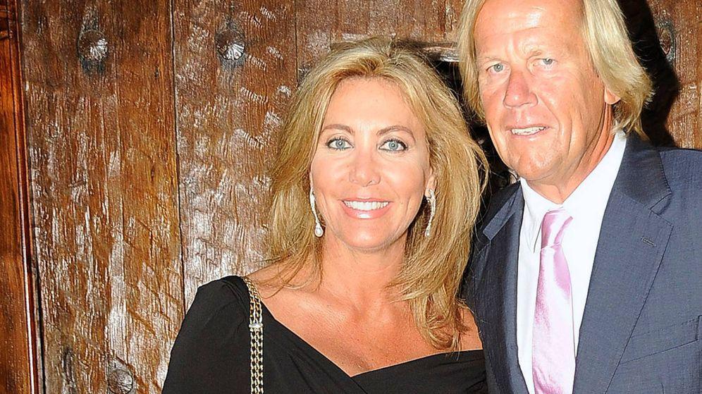 Foto: Norma Duval y Matthias Khün, en una fotografía de Getty.