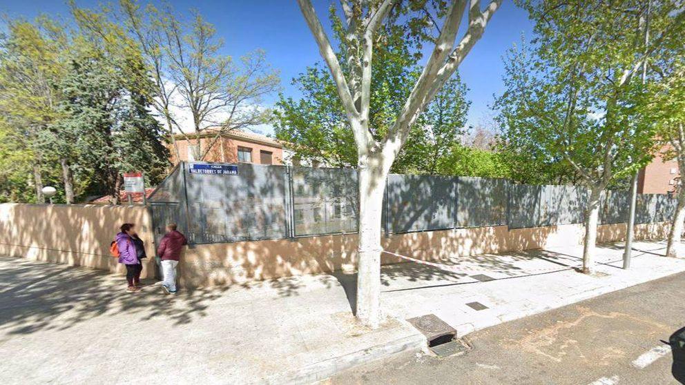 Detonan una granada de entrenamiento lanzada al centro de menores de Hortaleza