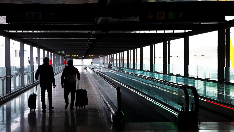La llegada de turistas internacionales se hunde un 89,5% en enero
