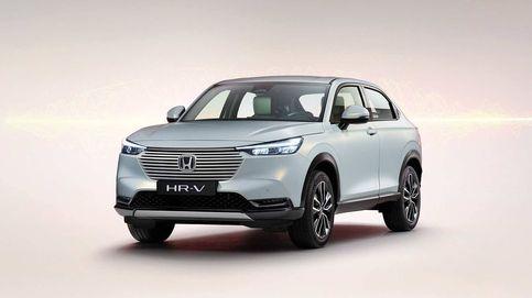 Nuevo Honda HR-V e:HEV, un híbrido con dos motores eléctricos
