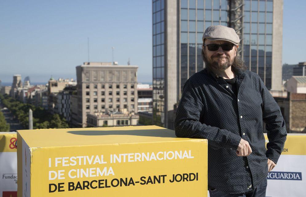 Foto: Santiago Segura en el BCN Film Fest (Efe)