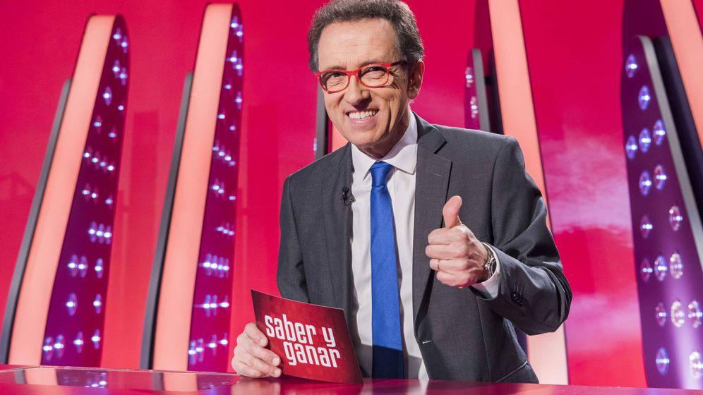 Foto: El presentador Jordi Hurtado. (RTVE)
