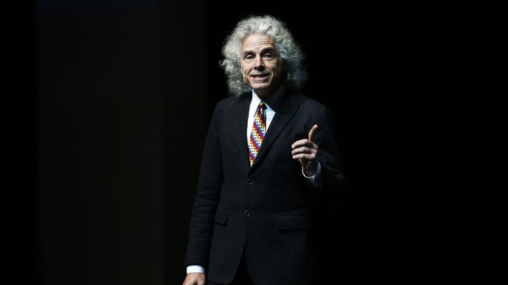 El aviso de Pinker a los viejos, resentidos, amargados y perdedores: basta de quejas