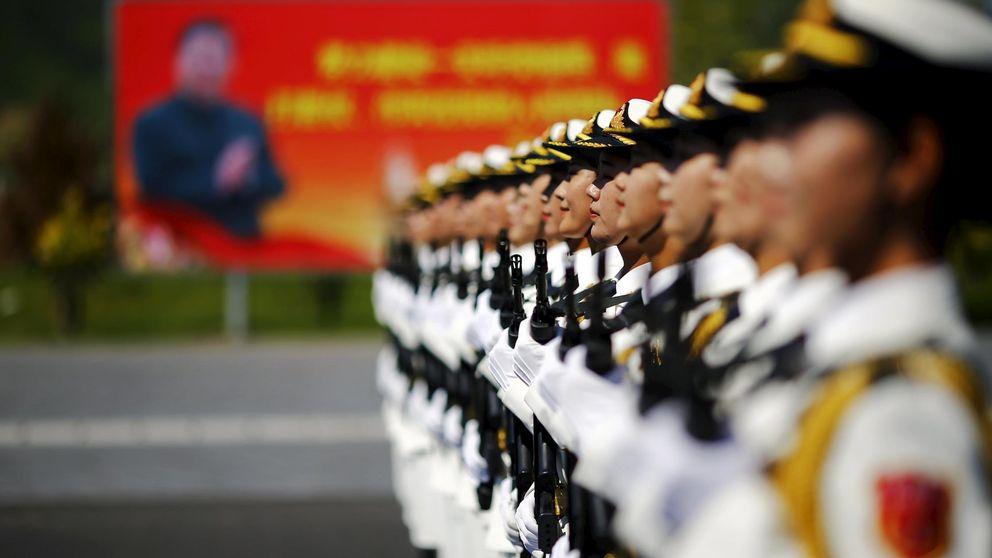 """China moviliza 12.000 soldados y 200 aviones para pedir """"la paz mundial"""""""