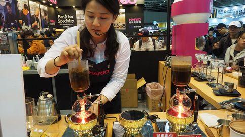 Feria del té en Taiwan