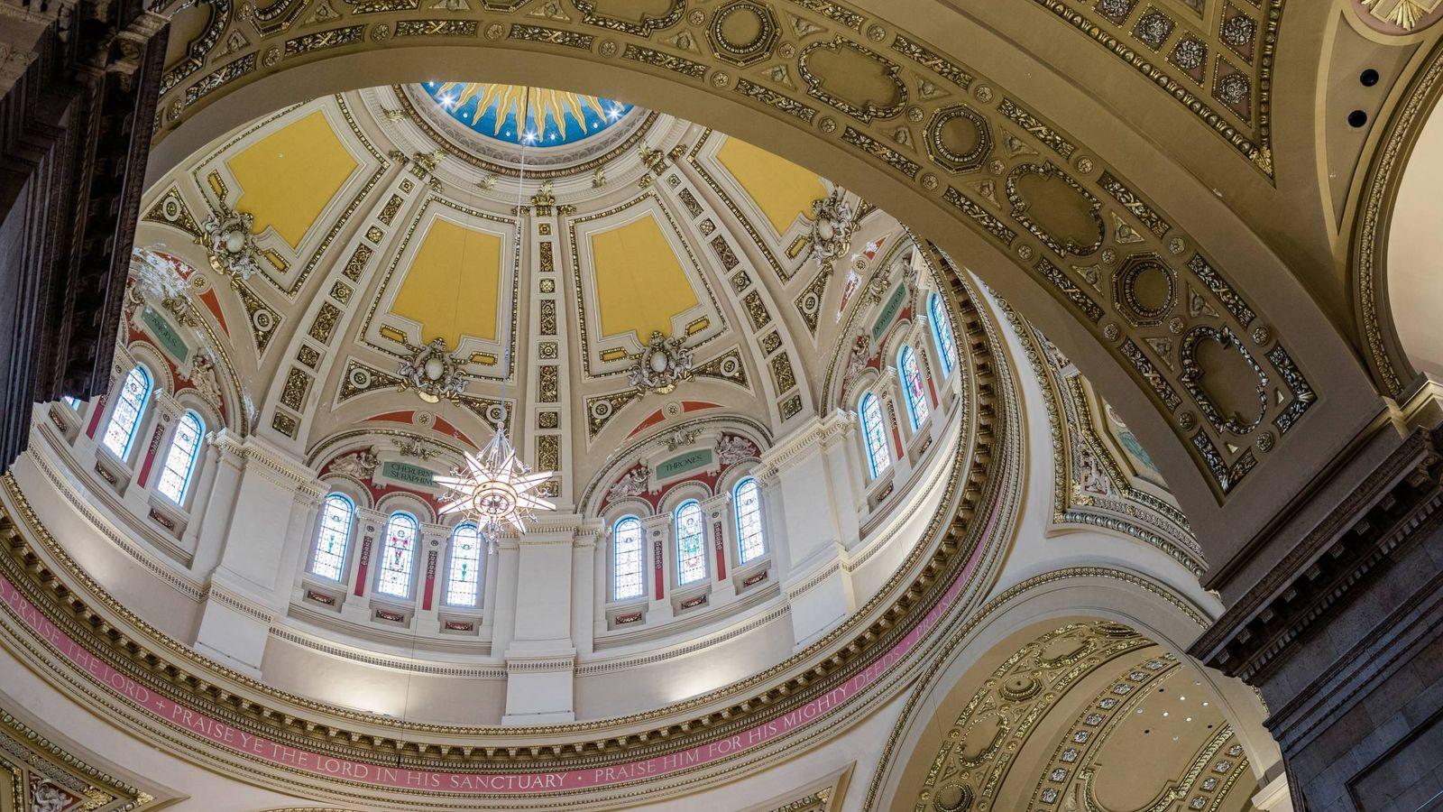 Foto: La catedral católica de Saint Paul (Unsplash)