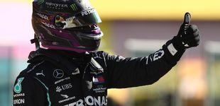 Post de Fórmula 1: pole de Hamilton en Mugello para hundir a Bottas y Carlos Sainz saldrá 9º