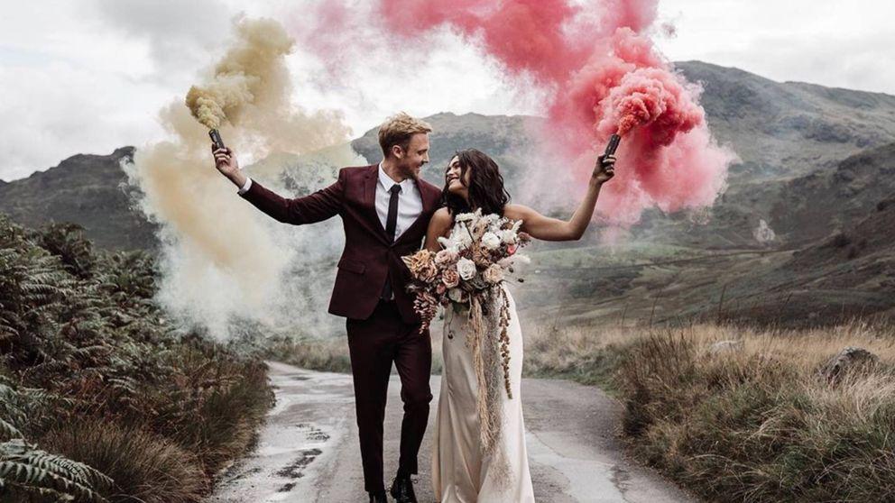 Asos tiene vestidos de novia con rebajas del 60% para deslumbrar en tu boda