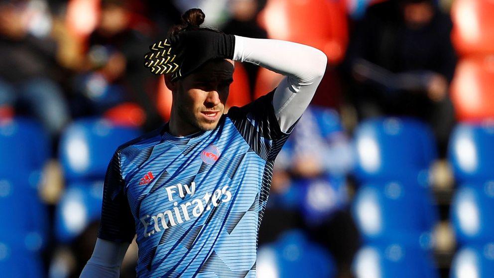El nuevo divorcio de Bale con Zidane y cómo en el Real Madrid cae en la indiferencia