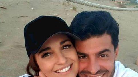 Paula Echevarría y Miguel Torres exhiben su amor en Marbella (a golpe de selfies)