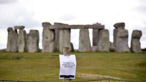Descubren un anillo prehistórico 'sagrado' de 2 kilómetros y 20 ejes cerca de Stonehenge