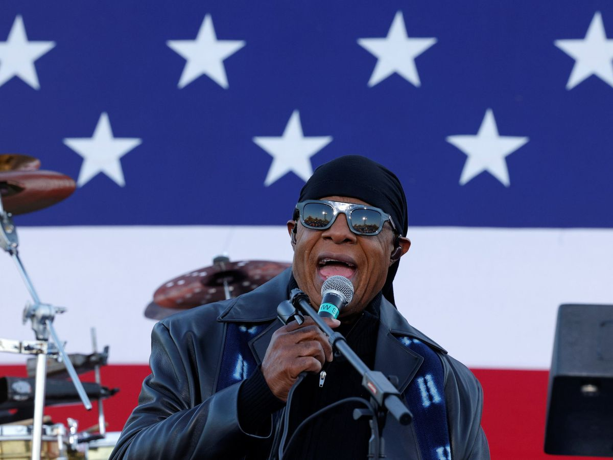 Foto: Stevie Wonder. (Reuters)
