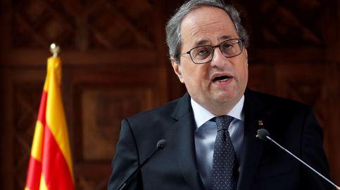 El PP se querella contra Quim Torra ante el TSJC por no renunciar al cargo de 'president'