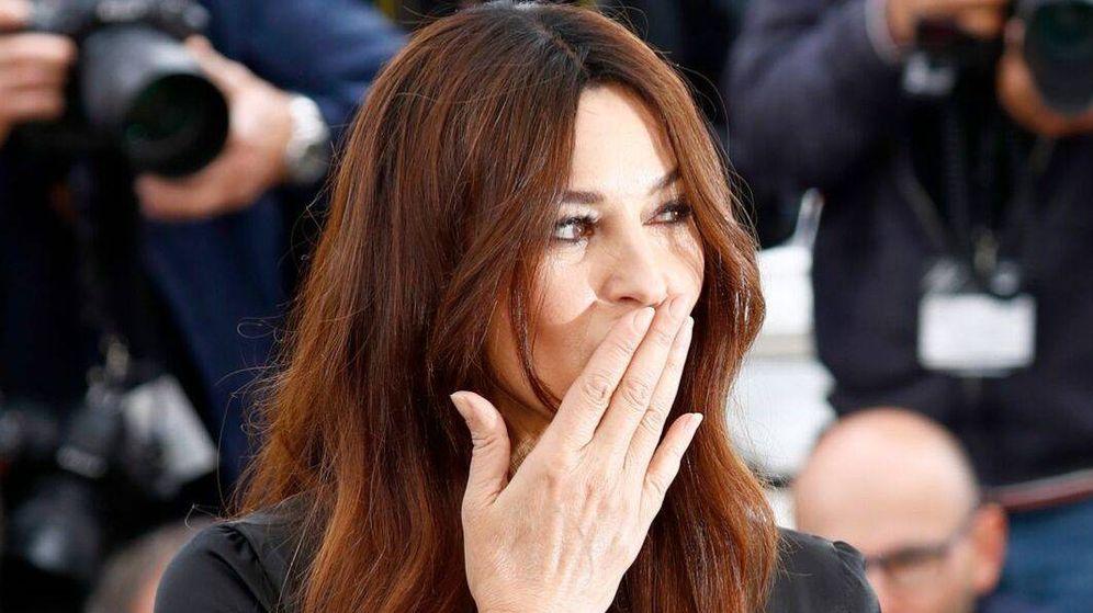 Foto: Monica Bellucci, en el Festival de Cine de Cannes. (Getty)