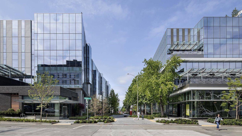 Pontegadea compra dos edificios de oficinas de Facebook en Seattle por 375 millones