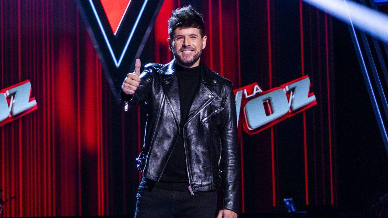 Pablo López, coach de 'La Voz'. (Antena 3)