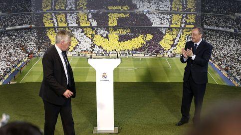 Rafa Benítez avisó a Ancelotti de las intenciones de Florentino Pérez