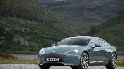 Aston Martin también 'cae': así es el Rapide E, su apuesta 100% eléctrica
