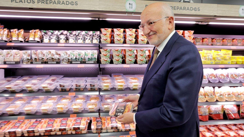 Roig cambia tres directores generales y da otro revolcón a la cúpula de Mercadona
