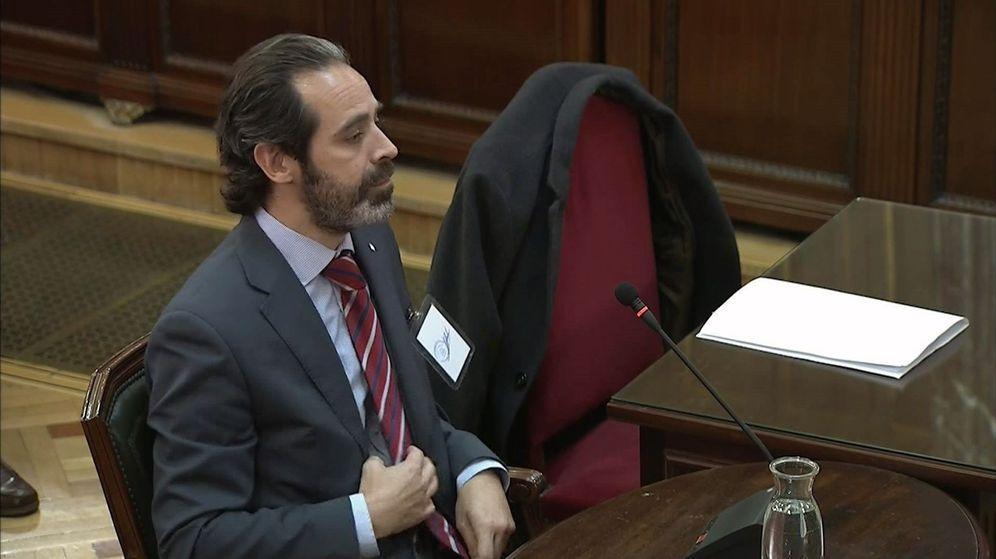Foto: Antoni Molons, secretario de comunicación del Govern es uno de los encausados. (EFE)