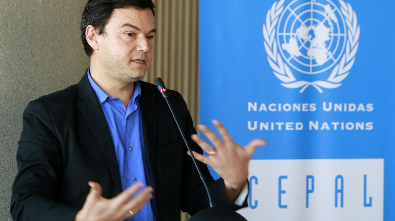 El profesor y economista francés Thomas Piketty. (EFE)