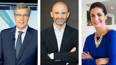 Hacienda arrolla en los tribunales a los presentadores de televisión