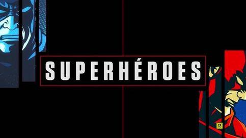 Marvel y DC Comics unen su fuerzas en 'Superhéroes', la serie de Canal Historia