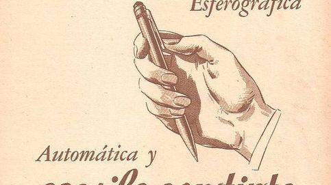 La curiosa historia del origen del bolígrafo