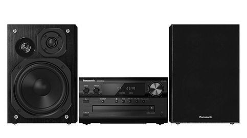 Microcadena Bluetooth Panasonic SC-PMX80: música de alta calidad
