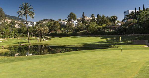 golf la manga club son vida los mejores hoteles en espa a para jugar al golf. Black Bedroom Furniture Sets. Home Design Ideas