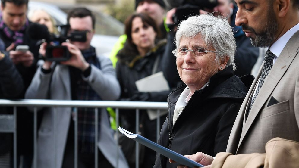 Clara Ponsatí, en libertad bajo fianza hasta que se resuelva su extradición