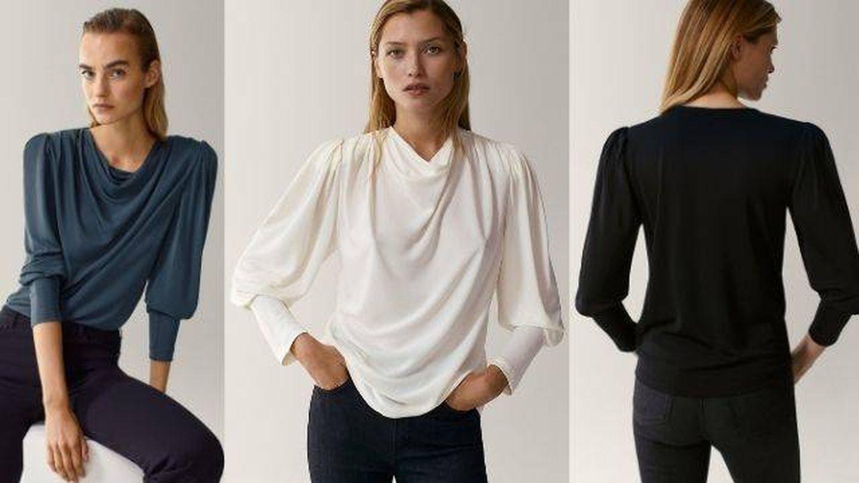 Camisa de 30 euros de Massimo Dutti. (Cortesía)