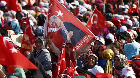 La Policía registra tres juzgados de Estambul para detener a 173 personas