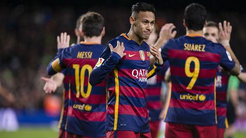 Neymar desvela que el penalti de Messi era para él... pero se adelantó el gordo