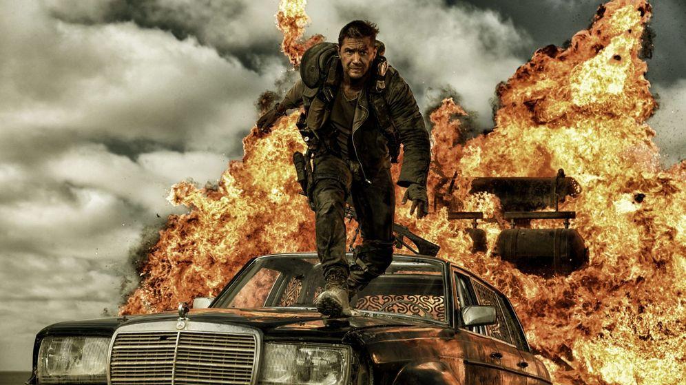 Foto: Fotograma de 'Mad Max'