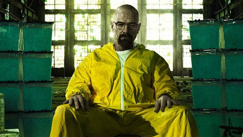 Walter White en 'Breaking Bad'. Foto: AMC