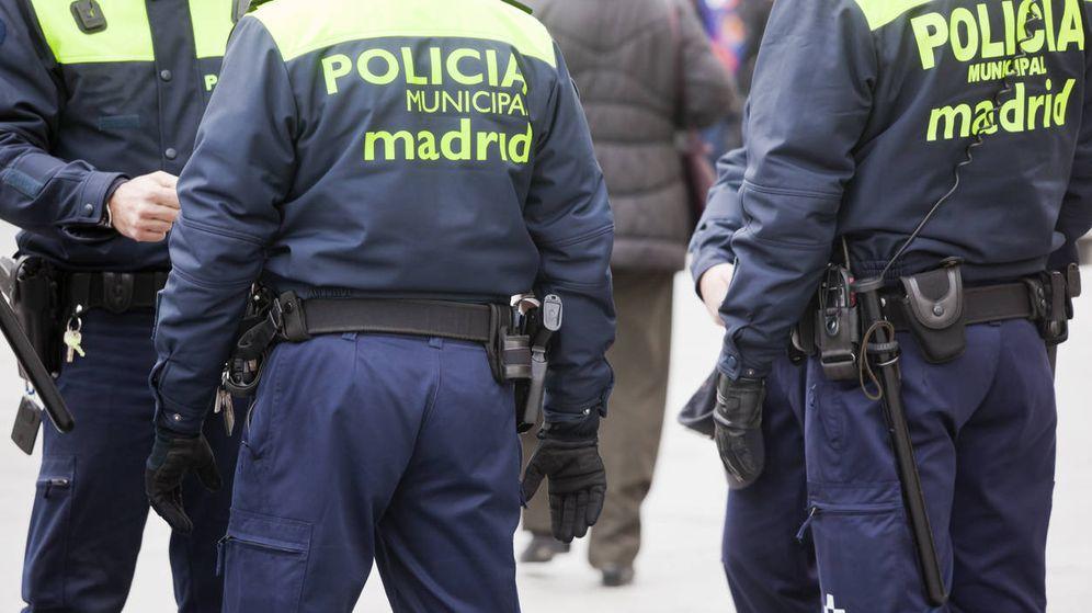 Foto: Policías municipales de Madrid. (iStock)