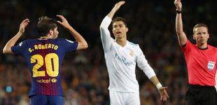 Post de FC Barcelona vs Real Madrid: empate en un Clásico instrascendente, vibrante y polémico