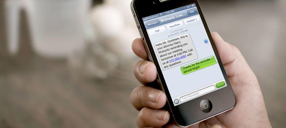 Foto: El Gobierno es incapaz de frenar el fraude por SMS